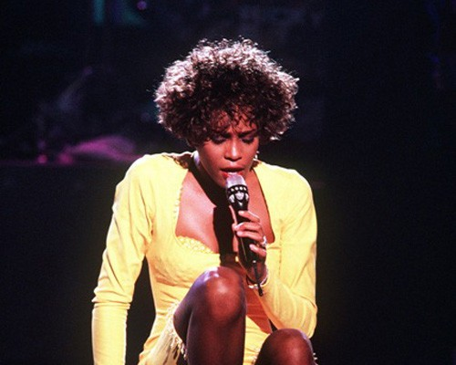 Whitney Houston, Aug. 9, 1963 – Feb. 11, 2012