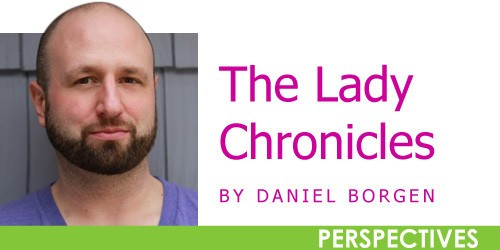 The Lady Chronicles: February 2012