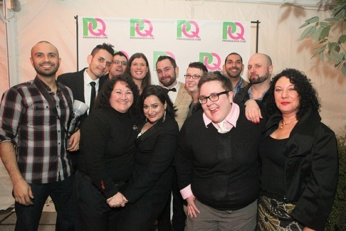 PQ Launch Party Photos