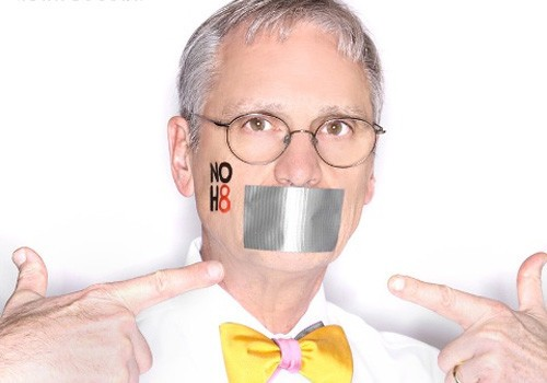 DOMA ruled unconstitutional; Blumenauer joins 'NOH8' protest