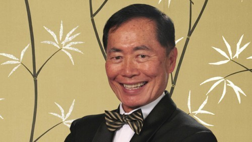 Hot On Your Wall: George Takei