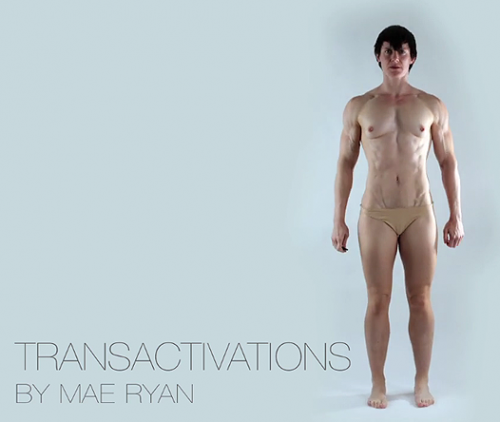 Hot on Your Wall: Transactivations with Heather Cassils and Zackary Drucker
