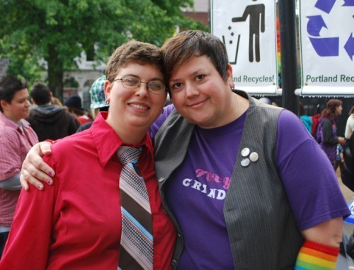 Love and marriage equality: Kelly and Sam