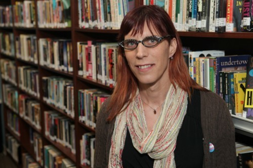 Sasha Buchert surprised to learn she's a trans trailblazer