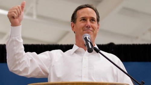 Rick Santorum Wants To Take Your Porn Away