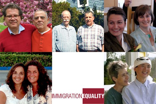 Five Binational Same-Sex Couples Challenge DOMA