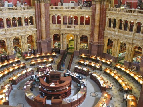 "Hot On Your Wall: Facebook ""Like"" Led to Library Of Congress Staffer's Firing?"