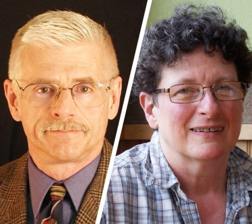 Queer Heroes NW: John Wilkinson and Holly Hart