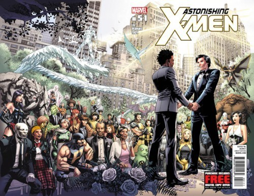 Gay X-Men Character Proposes To Boyfriend, Sets June Wedding Date