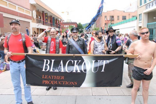 Oregon Leather Pride Week 2012