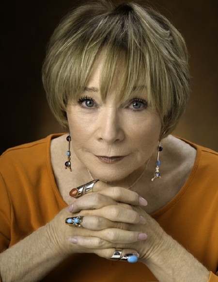 "Shirley MacLaine Set To Star in ""Abbey,"" Says It's Most Certainly Haunted"