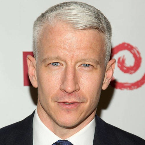 Anderson Cooper (Finally) Comes Out