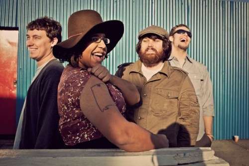 New Music Monday: Alabama Shakes
