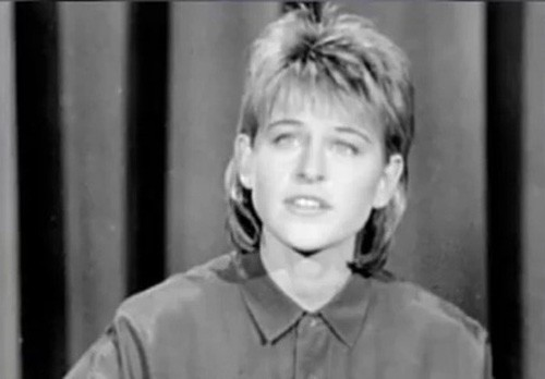 Teenage Crush: Ellen DeGeneres