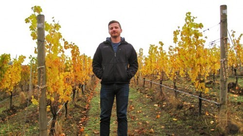 Justin Paul Russell brings passion and transparency to pinot