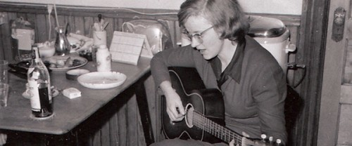 Old Music Monday: Connie Converse