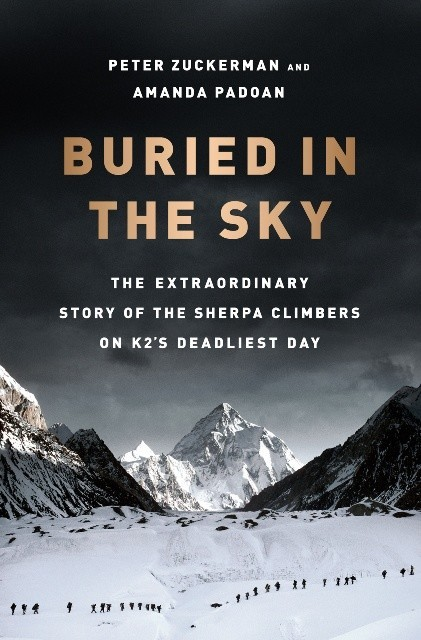 Peter Zuckerman's 'Buried in the Sky' Wins Orwell and Banff Awards