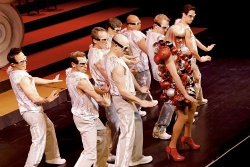 PQ Hump Day Free Ride: Tickets to the Portland Gay Men's Chorus' Holiday Show