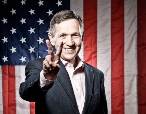 Dennis Kucinich Joins Fox News, Nation Wonders if They've Taken Crazy Pills