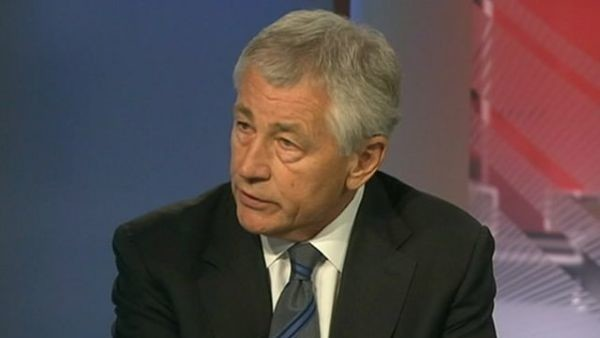 "Obama Defends Chuck Hagel, Says ""Apology Shows Positive Change"""