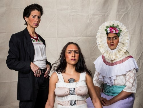 Three is a magic number for Miracle Theatre's 'FRIDA, un retablo'