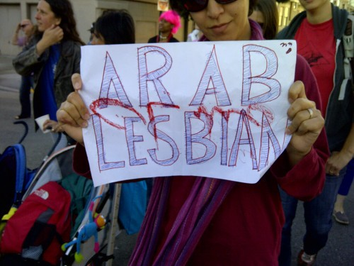 Out in the World: Lesbian Arab Couple Share their Love and Pride