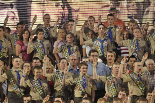 Boy Scouts of America Sends Leaders Survey on Hypothetical Gay Scenarios, Policy Changes