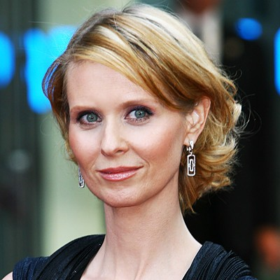"Cynthia Nixon Honored by Whiffenpoofs, Proves ""Trick"" Legend is Real Thing"