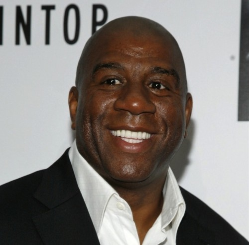 Magic Johnson Speaks Out in Support of His Gay Son