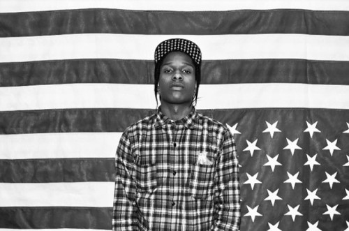 Rapper A$AP Rocky Speaks Out In Support of Queer Rights