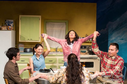 Hump Day Free Ride: Last Chance to See 'Guapa' at Milagro Theatre