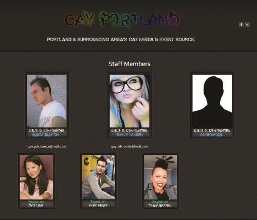 Strange fiction: The virtual reality behind Gay Portland
