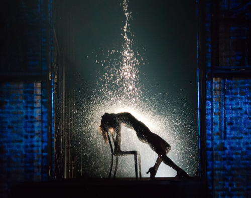Legwarmers are Back with 'Flashdance the Musical'