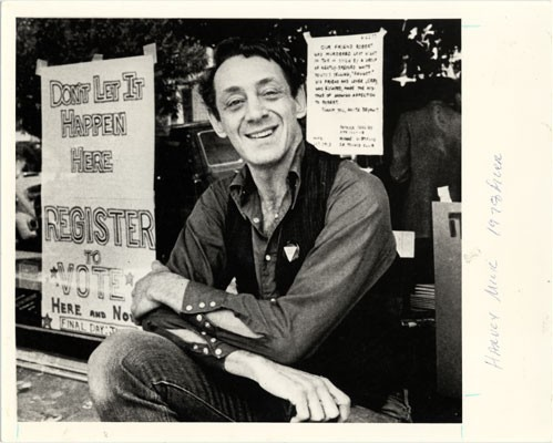 On What Harvey Milk, HIV, Stigma, and Openness Have in Common