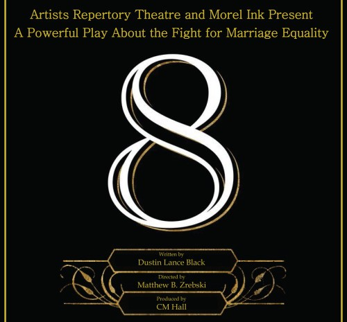 Production of '8' Raises Awareness and Funds for Marriage Equality Fight