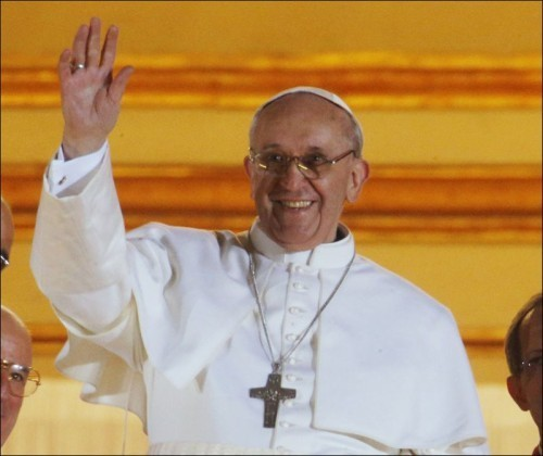"""Pope Acknowledges """"Gay Lobby"""" Within Vatican"""