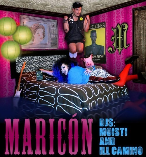 Maricon Moves to Crush, Magic Mouth's 4th, Bridge Club's DOMA Smackdown--and Then Some!