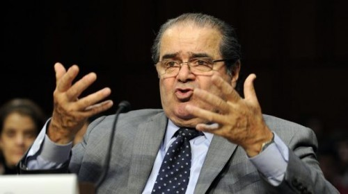 "UPDATED: Justice Scalia: Gays Are An ""Invented Minority"""