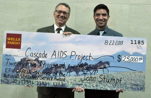 Wells Fargo Awards $25,000 Grant to Cascade AIDS Project for Camp KC