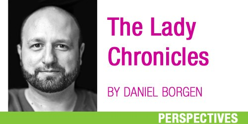 The Lady Chronicles: Lady the Luddite — Get off my lawn (Scruff)