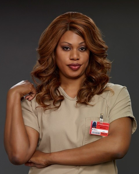 Laverne Cox is the new everything