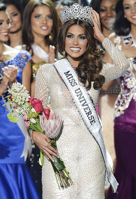 """Miss Universe Proves Her, Uh, """"Smarts""""--and Other News-y Bits"""