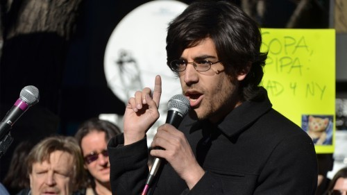 Aaron Swartz: Patron Saint of Freedom to Connect