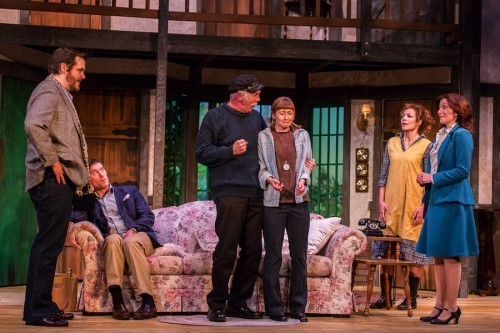 "A Genuine Laugh Riot: Third Rail's ""Noises Off"""