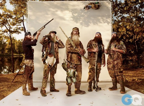 Duck Dynasty: Yuppies in Redneck Drag