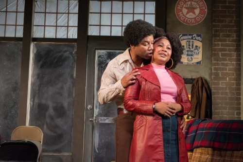 "Portland Playhouse's  Lived-In ""Jitney"""
