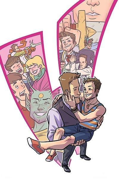 GLAAD's Best Gay Comic Books of 2013