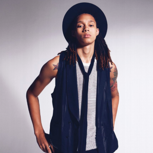 Brittney Griner Chats Book, Bullying, and Bravery