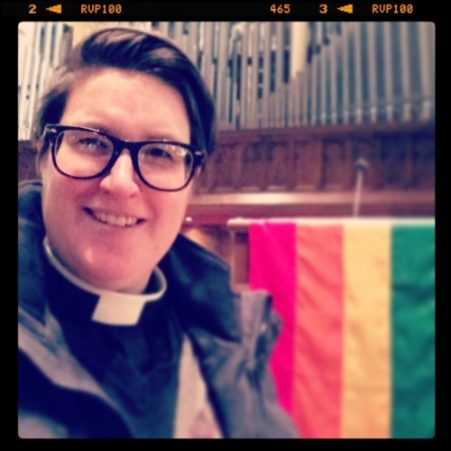 Pastor Megan Rohrer Makes History