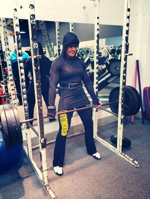 PQ's Shaley Howard Dabbles in Queer Weight Lifting!